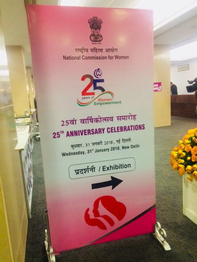 25th Anniversary Celebration of National Commission for Women Manufacturers Delhi, India